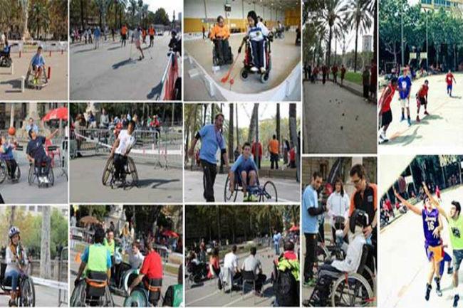 Les 4 federacions catalanes de l'esport adaptat organitzen la V Jornada Inclusiva de Barcelona
