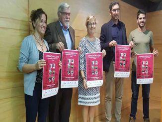 presentació organitzadors jornada inclusiva esport lledia