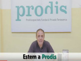 prodis volunta news video persones discapacitat