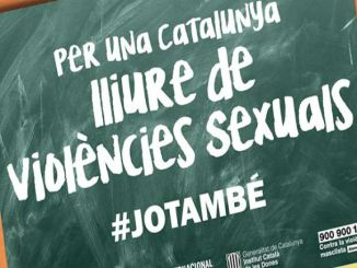 cartell manifest dia mundial violència dones
