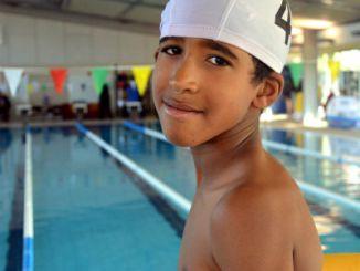 jornada escolar natació discapacitat intel·lectual el prat