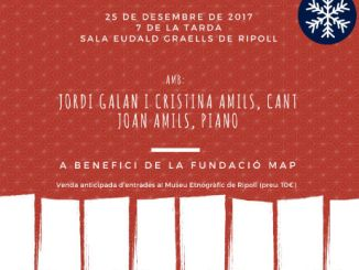 concert nadal dues veus fundació map