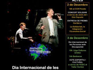 concert solidari pineda mar associació marpi