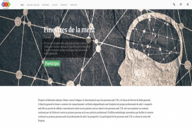 Nova web sobre comportaments i actituds estigmatitzants dels professionals en salut mental