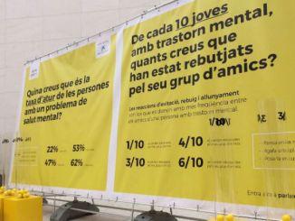 campanya obertament metro salut mental