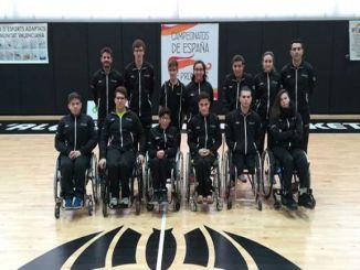 catalunya selecció bàsquet promeses paralímpiques