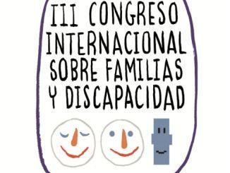logo congreso famílias discapacidad