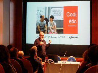 aspronis codi ètic presentació