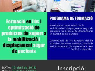 cartell formació productes suport mobilització Girona