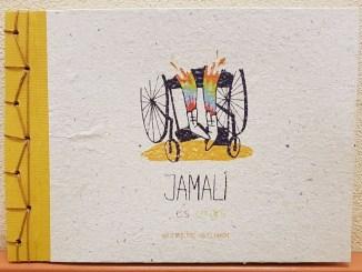 portada llibre jamalí colors sant tomàs