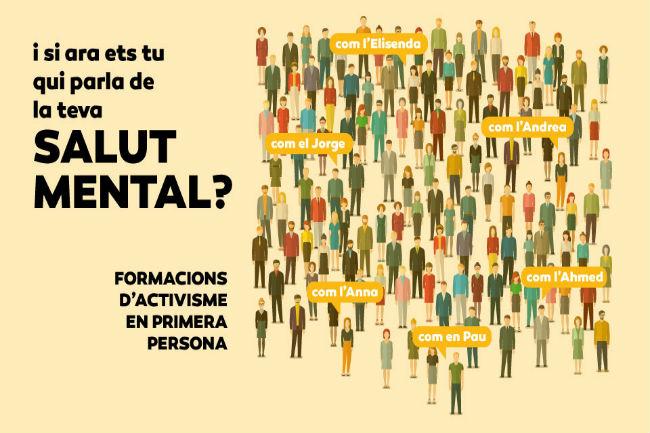 Tornen a Barcelona les formacions d'Obertament per sensibilitzar sobre l'estigma de salut mental