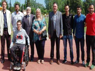 roda premsa manresa xi jocs catalans esport adaptat