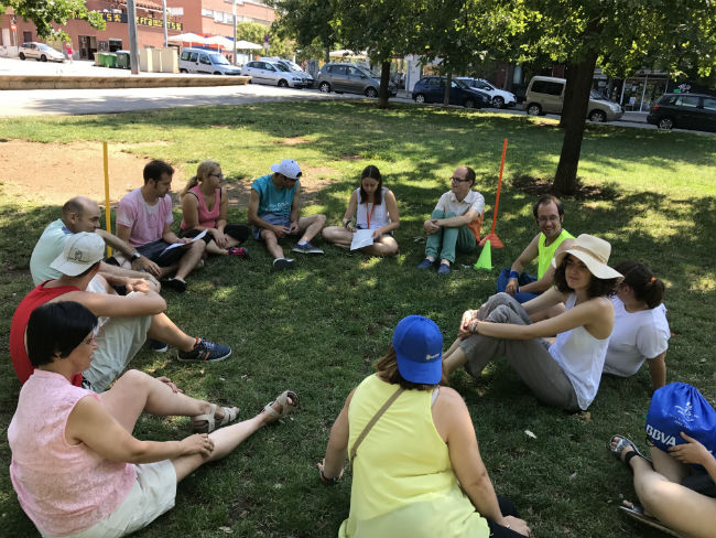 Fupar organitza una gimcana per a esplais, campus i casals d'estiu durant el mes de juliol