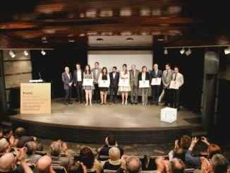 el homrani entrega guardons premi investigació innovació ampans