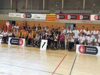 gran bretanya sots 22 guanya trofeu ciutat barcelona basquet cadira rodes