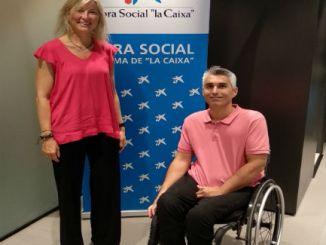 mifas cadires de rodes sensibilitzar centres educatius girona