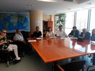 reunió ecom gencat propostes accessibilitat transport públic