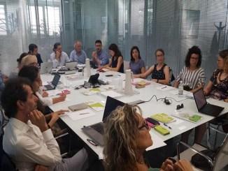 ampans projecte emprenedoria europeu discapacitat intel·lectual