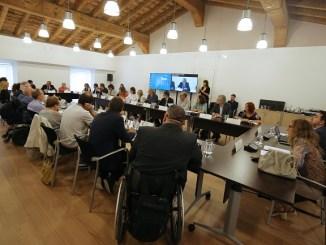 reunió govern cocarmi pacte discapacitat i codi accessibilitat