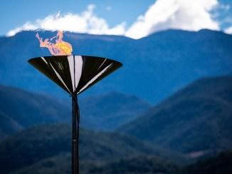 flama jocs special olympics 2018 petjada esportistes