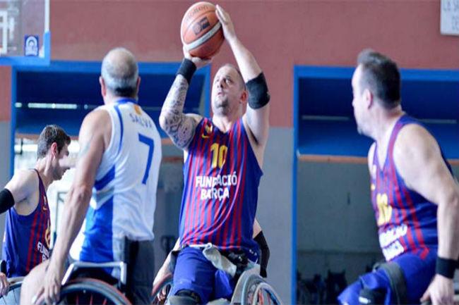 inici lliga catalana basquet cadira rodes nivell 2