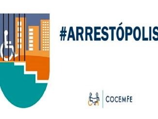 cocemfe campanya arrestópilis accessibiltiat habitatges