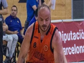 victòries lliga catalana bàsquet cadira de rodes