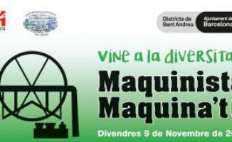 fira diversitat maquinat districte sant andreu grup teb