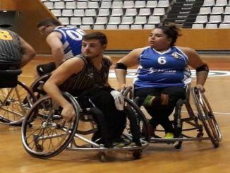 judith-nunez concentració espanyola europeu bàsquet cadira rodes