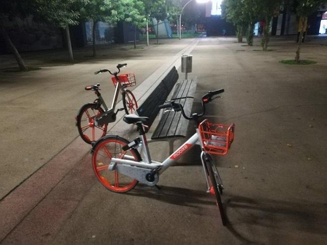 model biciletes compartides l'h