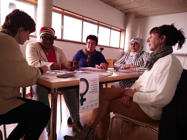 dones discapacitat programa apoderament cocemfe bcn