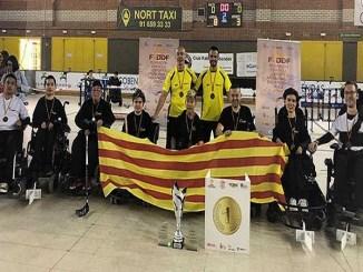 selecció catalunya campiona espanya hcre segon any consecutiu