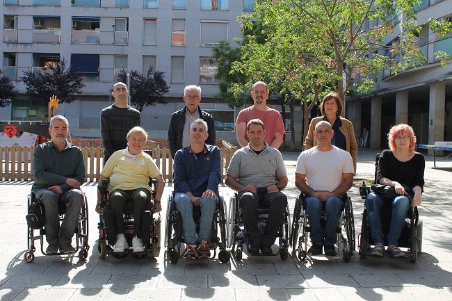 Albert Carbonell seguirà al capdavant de l'Associació MIFAS durant els propers quatre anys