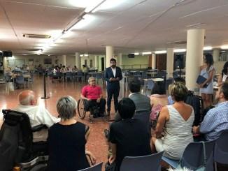 presentació assistent personal persones discapacitat física sordceguesa