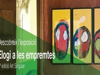 artistes-entitats-socials-exposició-art-singular-casa-dalmases-cervera