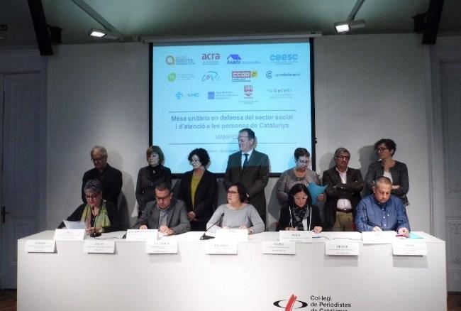 neix-mesa-unitaria-defensa-sector-social-catalunya-