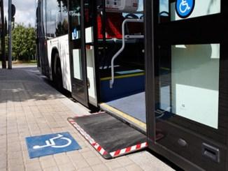 rampes-acces-autobusos-barcelona