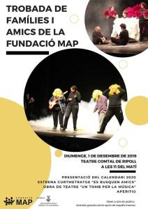 trobada families amics fundacio map teatre comtal ripoll