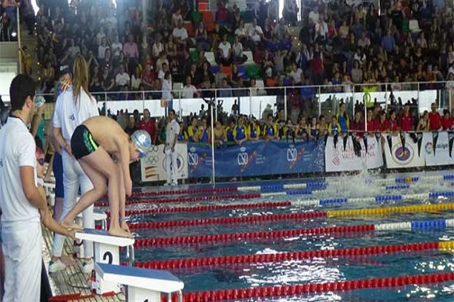 lliga catalana natació