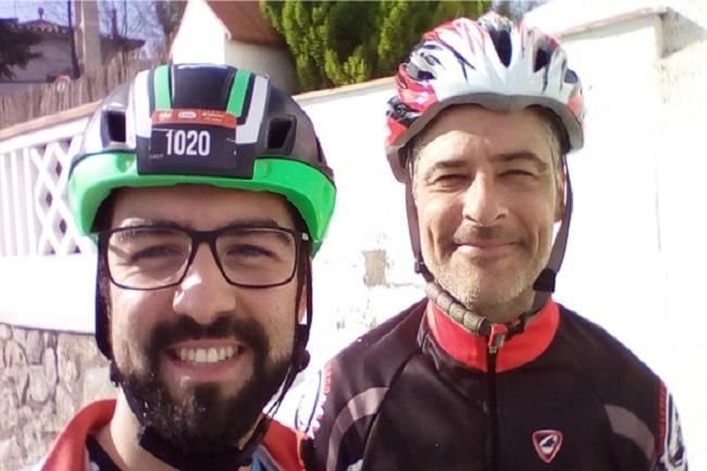 Jordi Diz bicicleta neurorehabilitació