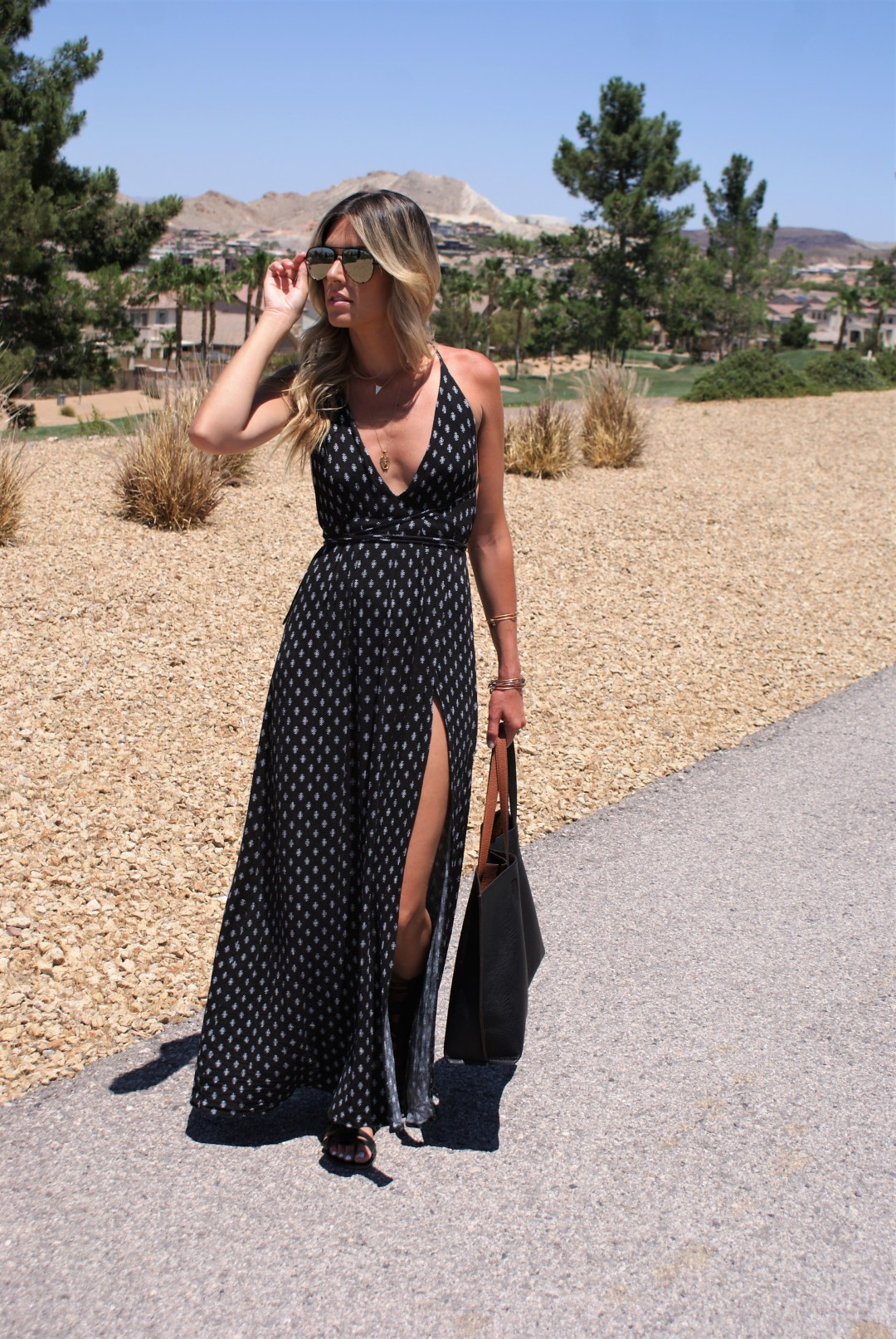 Maxi Dress Love- Diariesofdanielle.com