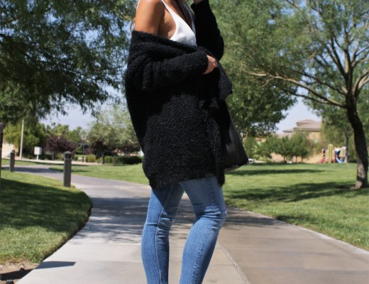Fall Favorites: Sweaters x Booties