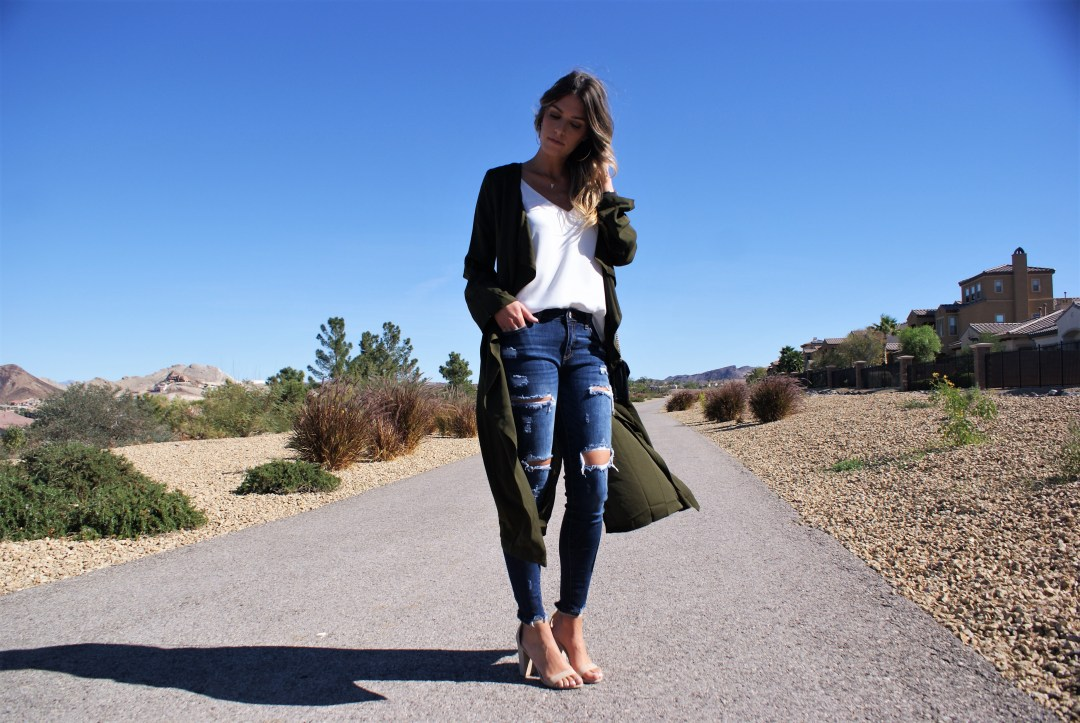 Fall Fashion: Styling the Trench Coat