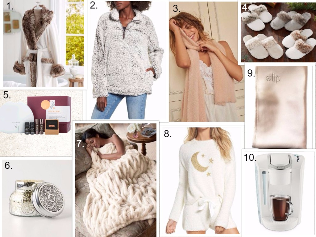 The Comfy Cozy Gift Guide