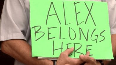 Alex Belongs Here