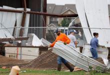 Tornados en Oklahoma dejan dos muertos, daños y decenas de heridos 18