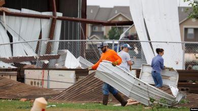 Tornados en Oklahoma dejan dos muertos, daños y decenas de heridos 2