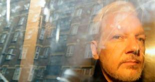 Fiscal de Suecia pide la detención de Julian Assange 1