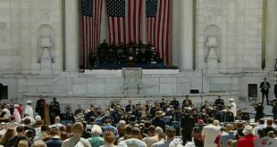 Tributo Memorial en Arlington, Virginia