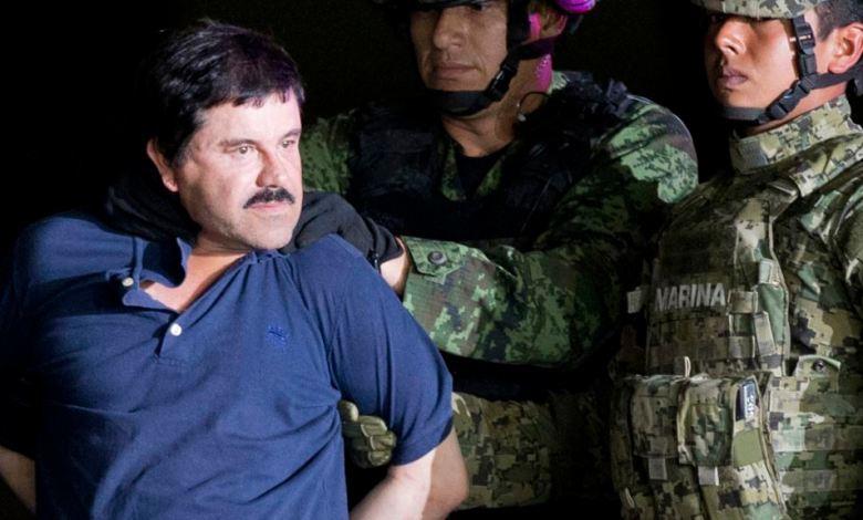 El Chapo Guzman arrestado